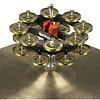 Rhythm Tech Double Hat Trick G2 (Brass)