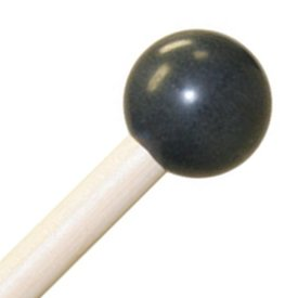 "Mike Balter Mike Balter 10AB Unwound Series 14 1/4"" Hard Phenolic Bell Mallets with Birch Handles"