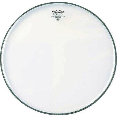 """Remo Hazy Ambassador 14""""  Snare Side Drumhead"""