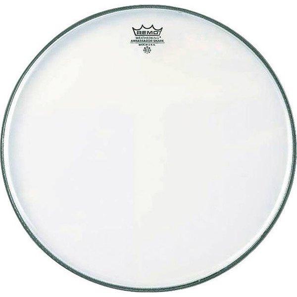 """Remo Remo Hazy Ambassador 14""""  Snare Side Drumhead"""