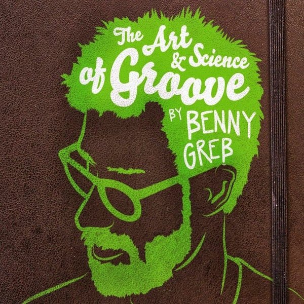 Benny Greb: The Art And Science Of Groove DVD