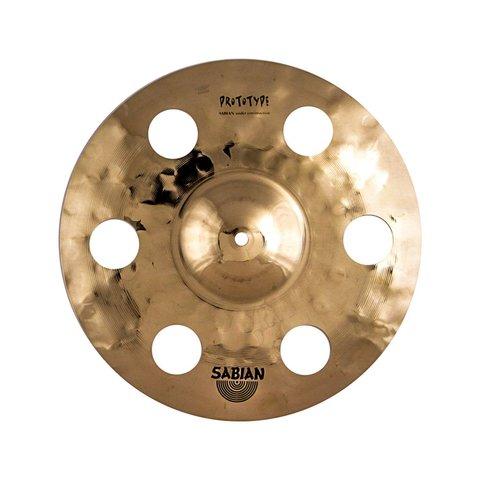 "Sabian Prototype HHX 15"" Evolution O-Zone Crash Cymbal"
