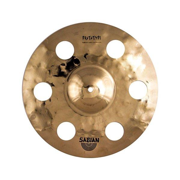 "Sabian Sabian Prototype HHX 15"" Evolution O-Zone Crash Cymbal"