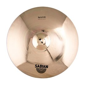 "Sabian Sabian Prototype AA 24"" Medium Thin Ride Cymbal Brilliant"