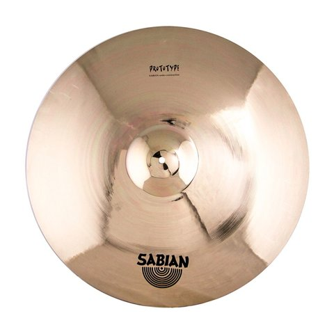 "Sabian Prototype AA 24"" Medium Thin Ride Cymbal Brilliant"