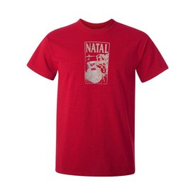 Natal Natal Logo and Drumset T-Shirt