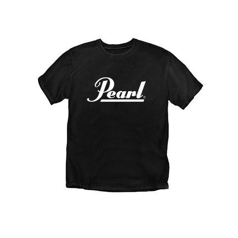 Pearl Logo T-Shirt Black