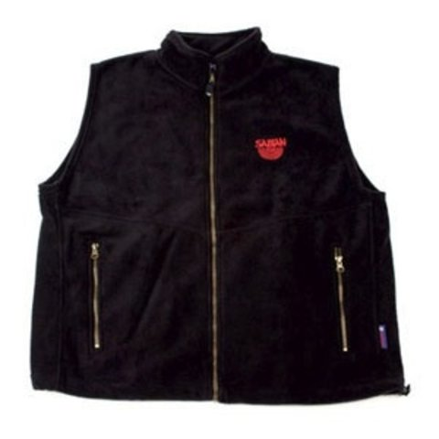 SABIAN POLAR FLEECE VEST-L