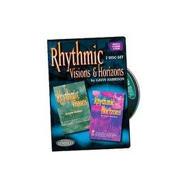 Hal Leonard Gavin Harrison: Rhythmic Visions and Rhythmic Horizons DVD Set