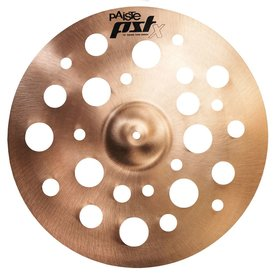 "Paiste Paiste PSTX 18"" Swiss Thin Crash Cymbal"