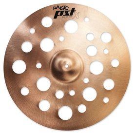 "Paiste Paiste PSTX 16"" Swiss Thin Crash Cymbal"