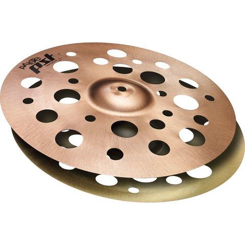 """Paiste PSTX 10"""" Swiss Hi Hat Cymbals"""