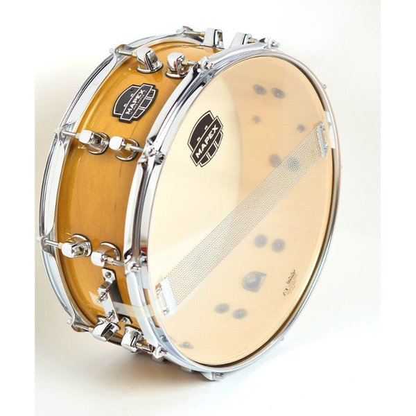 Mapex Mapex MPX 5.5x14 Maple Snare Drum; Gloss Natural