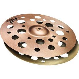 """Paiste Paiste PSTX 14"""" Swiss Flanger Stack Cymbal"""