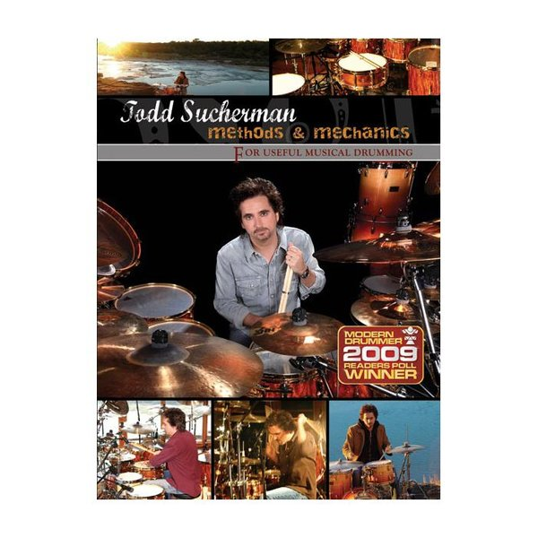 Alfred Publishing Todd Sucherman: Methods and Mechanics Volume I DVD Set