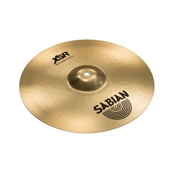 "Sabian Sabian XSR 14"" Fast Crash Cymbal"