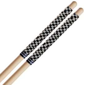 Promark Promark Stick Rapp Checkerboard White and Black