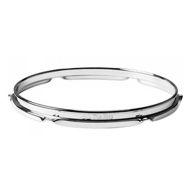 "DW DW 14"" 10-Ear Die-Cast Counterhoop - Chrome"