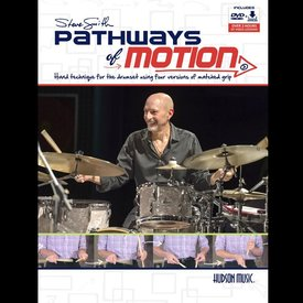 Hal Leonard Steve Smith: Pathways Of Motion; Book & DVD