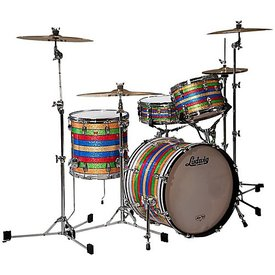 Ludwig Ludwig USA Limited Edition Classic Maple 3 Piece Salesman Outfit