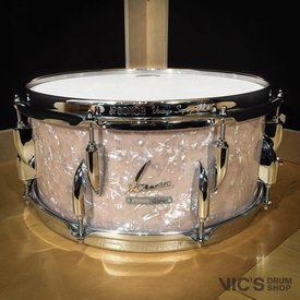 Sonor Sonor Vintage Series 6.5x14 Snare Drum in Vintage Pearl Wrap