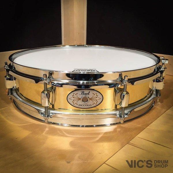 Pearl Pearl 3x13 Brass Piccolo Snare Drum