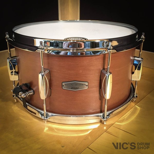 Tama Tama Soundworks 7x13 Kapur Snare Drum