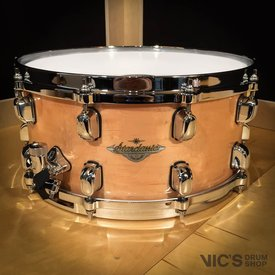 Tama Tama Starclassic Maple 6.5x14 Snare Drum in Exotic Figured Maple Gloss