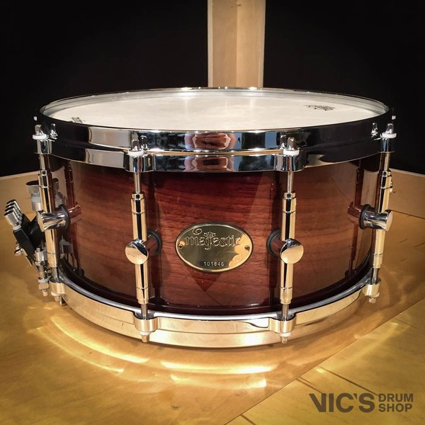 Majestic Majestic Prophonic 6.5x14 Snare Drum