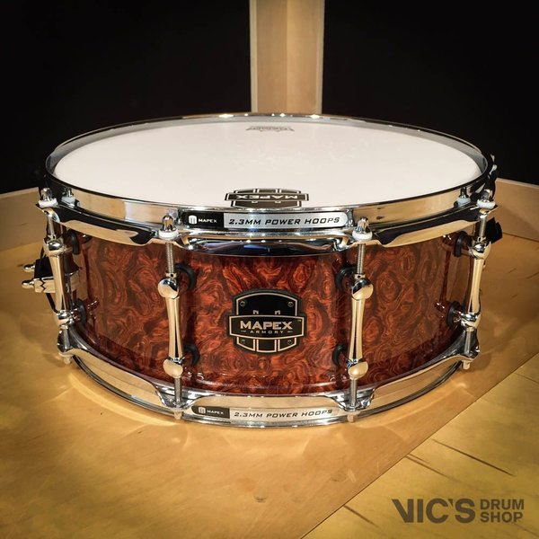 Mapex Mapex Armory 5.5x14 Dillinger Snare Drum