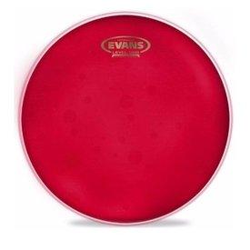 """Evans Evans Hydraulic Red 14"""" Tom Drumhead"""