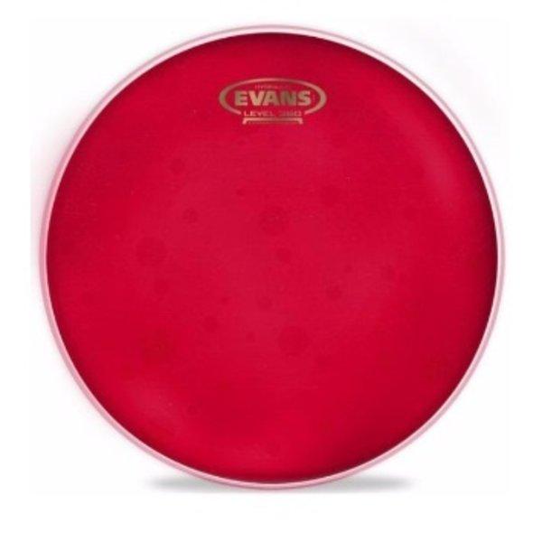 """Evans Evans Hydraulic Red 15"""" Tom Drumhead"""