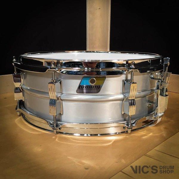 Ludwig Ludwig USA Acrolite 5x14 Aluminum Shell Snare Drum