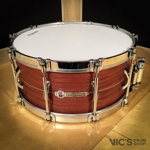 Dynamicx Dynamicx Sterling Series 6.5x14 Bubinga Snare Drum