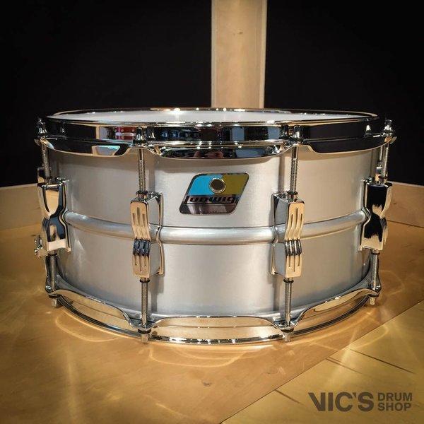 Ludwig Ludwig USA Acrolite 6.5x14 Aluminum Shell Snare Drum