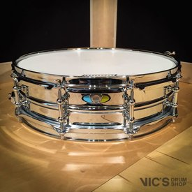 Ludwig Ludwig Supralite 4x14 Steel Snare Drum