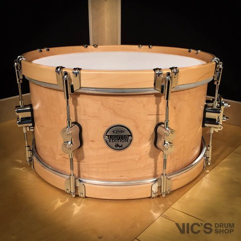 PDP SX Series 7x14 LTD Classic Wood Hoop Snare Drum