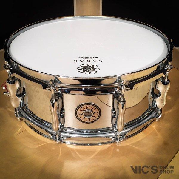 Sakae Sakae 5.5x14 Steel Snare Drum