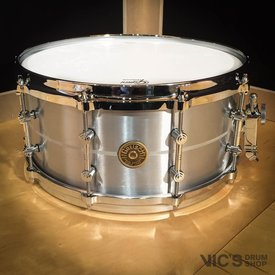 Gretsch Gretsch G4000 6.5x14 Solid Aluminium 10 Lug Snare Drum