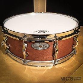 Pearl Pearl Sensitone 5x15 Premium African Mahogany Snare Drum