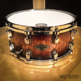 Tama Tama Starclassic Performer B/B 6.5x14 Snare Drum in Molten Brown Burst