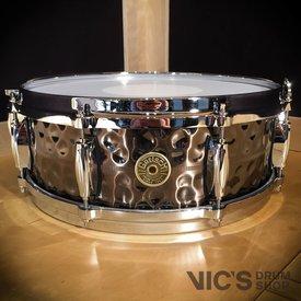 Gretsch Gretsch USA 5x14 Hammered Antique Copper Snare Drum