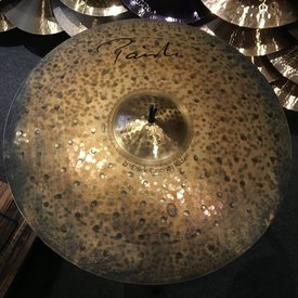 "Paiste Paiste Signature Dark Energy 21"" Mark I Ride Cymbal"
