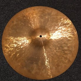 "Matt Nolan Custom Matt Nolan Custom 20"" B8 Bronze Ride Cymbal"