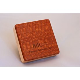 NAL Box Shaker Lacewood Piccolo 3.0 inch