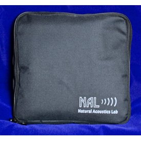 NAL Box Shaker Black Nylon Gig Bag