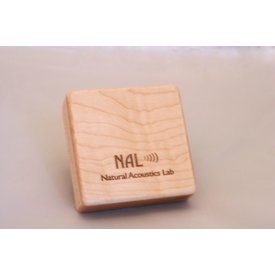 NAL Box Shaker Maple Piccolo 3.0 inch