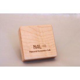 NAL Box Shaker Maple Soprano 3.5 inch