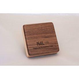 NAL Box Shaker Walnut Soprano 3.5 inch