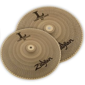 "Zildjian Zildjian L80 Low Volume 16"" Crash Cymbal"
